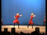 Выступление Дагестанского танцевального коллектива
