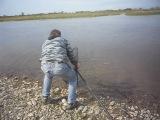 любителям рыбалки!!! (ловля сазана 15 кг)